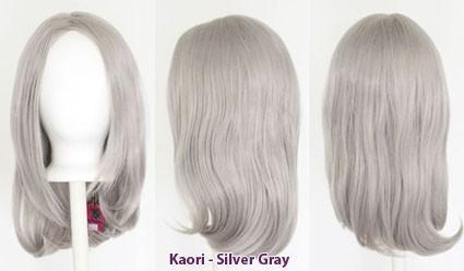 Kaori - Ash Gray
