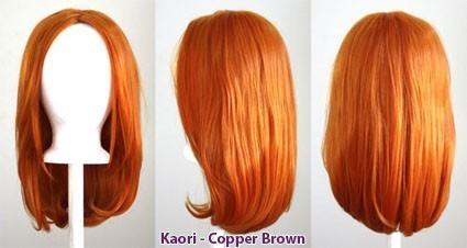 Kaori - Copper Brown