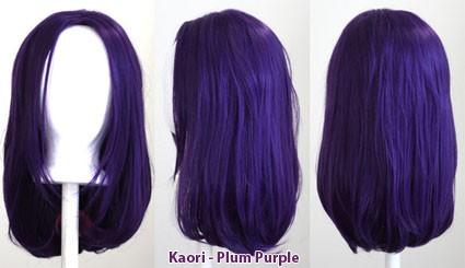 Kaori - Plum Purple