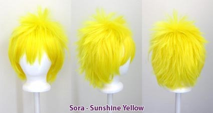Sora - Sunshine Yellow