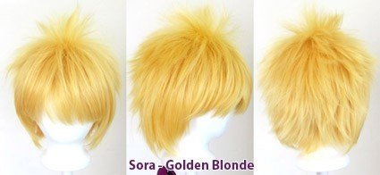 Sora - Golden Blonde