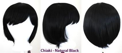 Chiaki - Natural Black