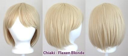 Chiaki - Flaxen Blonde