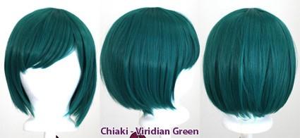 Chiaki - Viridian Green