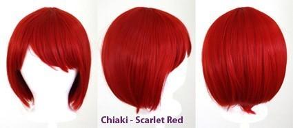 Chiaki - Scarlet Red
