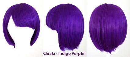 Chiaki - Indigo Purple