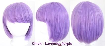 Chiaki - Lavender Purple