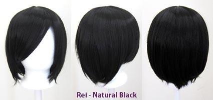 Rei - Natural Black