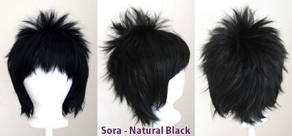 Sora - Natural Black