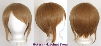 Hotaru - Hazelnut Brown