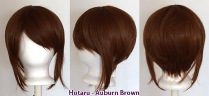 Hotaru - Auburn Brown