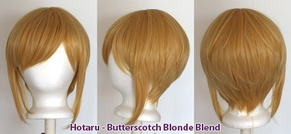 Hotaru - Butterscotch Blonde Blend