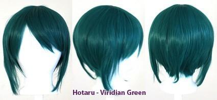 Hotaru - Viridian Green