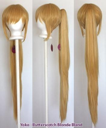 Yoko - Butterscotch Blonde Blend
