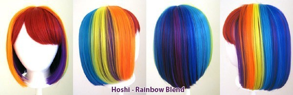 Hoshi - Rainbow Blend