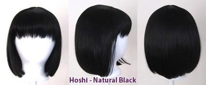 Hoshi - Natural Black