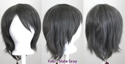 Yuki - Slate Gray