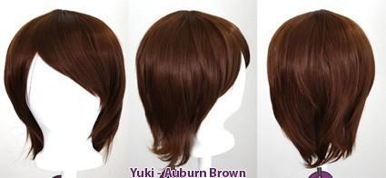 Yuki - Auburn Brown