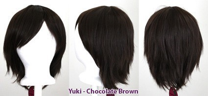 Yuki - Chocolate Brown