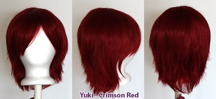 Yuki - Crimson Red