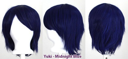 Yuki - Midnight Blue