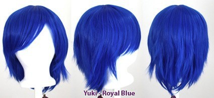 Yuki - Royal Blue