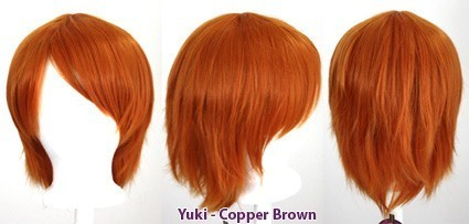 Yuki - Copper Brown