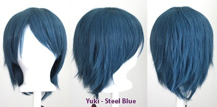 Yuki - Steel Blue