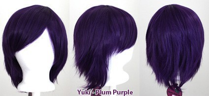 Yuki - Plum Purple