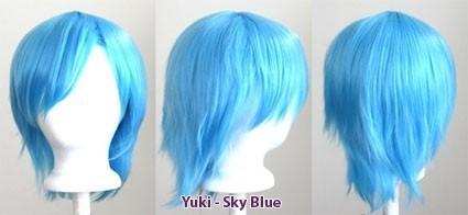 Yuki - Sky Blue