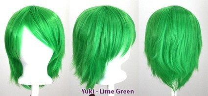 Yuki - Lime Green