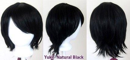 Yuki - Natural Black