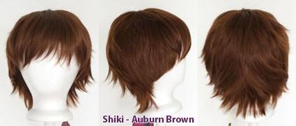 Shiki - Auburn Brown