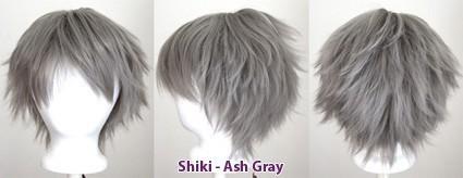 Shiki - Ash Gray