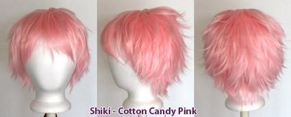 Shiki - Cotton Candy Pink