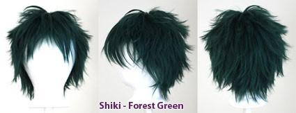 Shiki - Forest Green