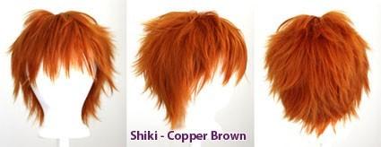 Shiki - Copper Brown