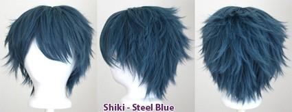 Shiki - Steel Blue