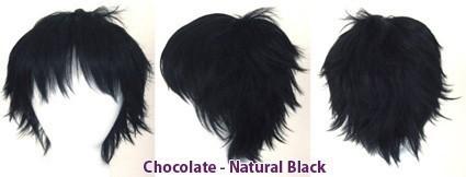 Shiki - Natural Black