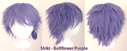 Shiki - Bellflower Purple