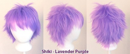 Shiki - Lavender Purple