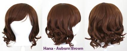 Hana - Auburn Brown
