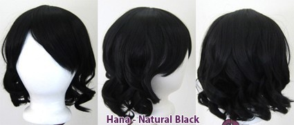 Hana - Natural Black