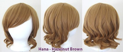 Hana - Hazelnut Brown