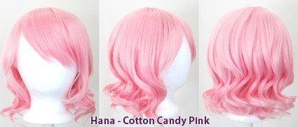 Hana - Cotton Candy Pink