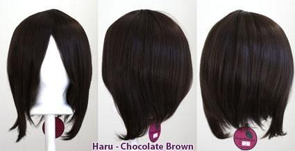Haru - Chocolate Brown