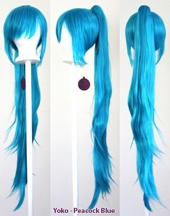 Yoko - Peacock Blue