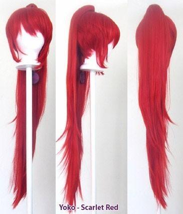 Yoko - Scarlet Red