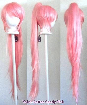 Yoko - Cotton Candy Pink