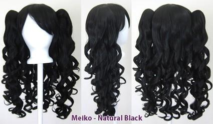 Meiko - Natural Black